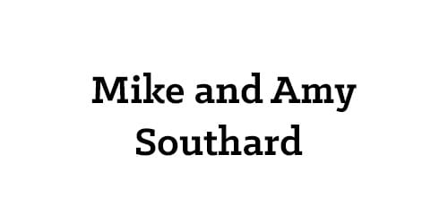 Mike and Amy Southard