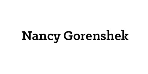 Nancy Gorenshek