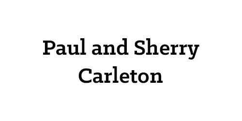 Paul and Sherry Carleton