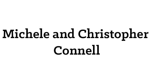 Michele and Christopher Connell