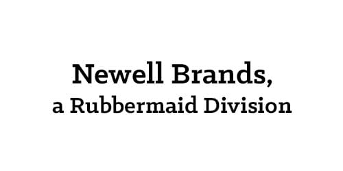 Newell Brands, a Rubbermaid Division