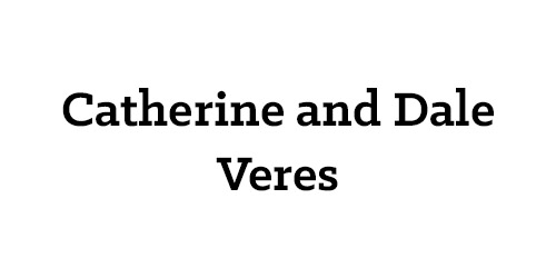 Catherine and Dale Veres